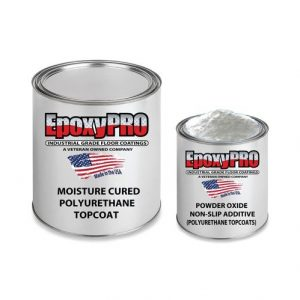 Moisture Cured Polyurethane Floor Coating