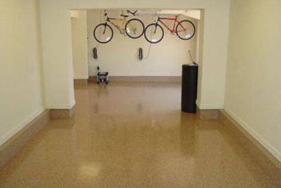 basement epoxy floor paint coating