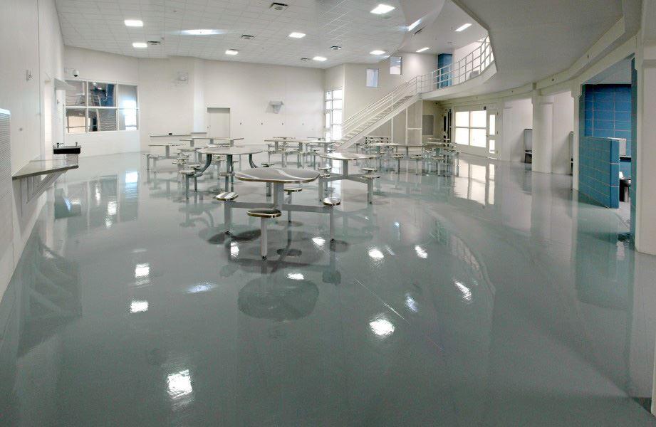 Industrial epoxy floor - Epoxy Pro